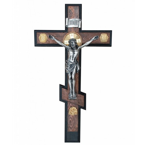Wall orthodox crosses